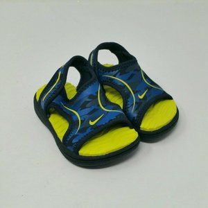 Nike Play Sandals Water Slip On Shoes